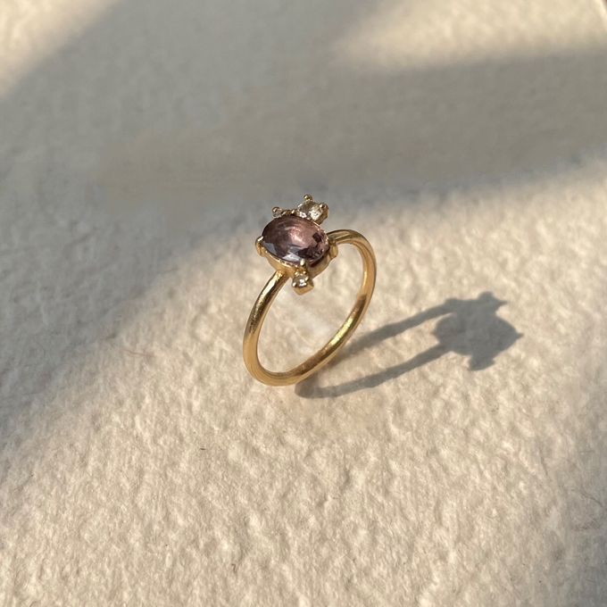 Andrea Wedding Ring by Rumme - 001
