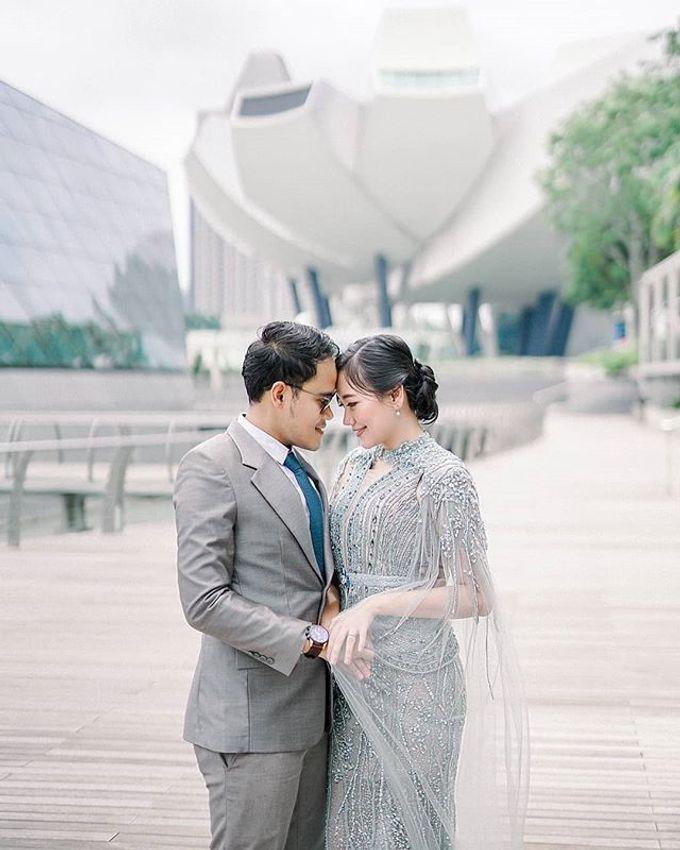 Sindu & Yunita by METTA FEBRIYAN bridal & couture - 002