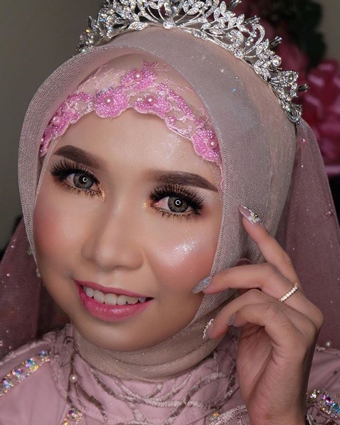Wedding project by Zilla_dr make up - 004