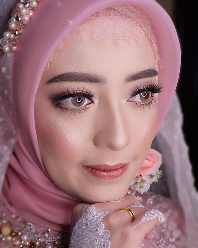 Wedding project by Zilla_dr make up - 011