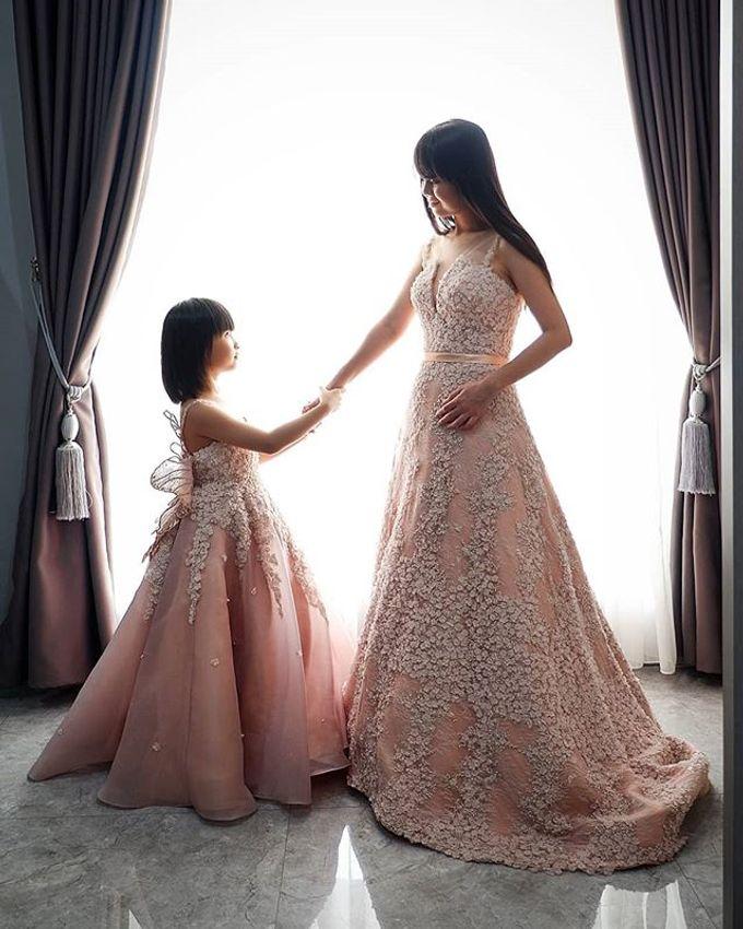 Mom & Kids 3D Dress by METTA FEBRIYAN bridal & couture - 008
