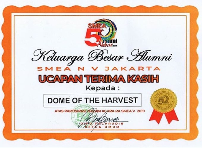 Story of Dome Harvest Lippo Karawaci Tangerang by Dome Harvest - 017