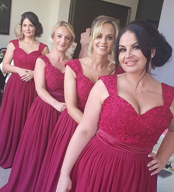 Bridal & events hair  by Danielle Marouzet Hair Design - 008