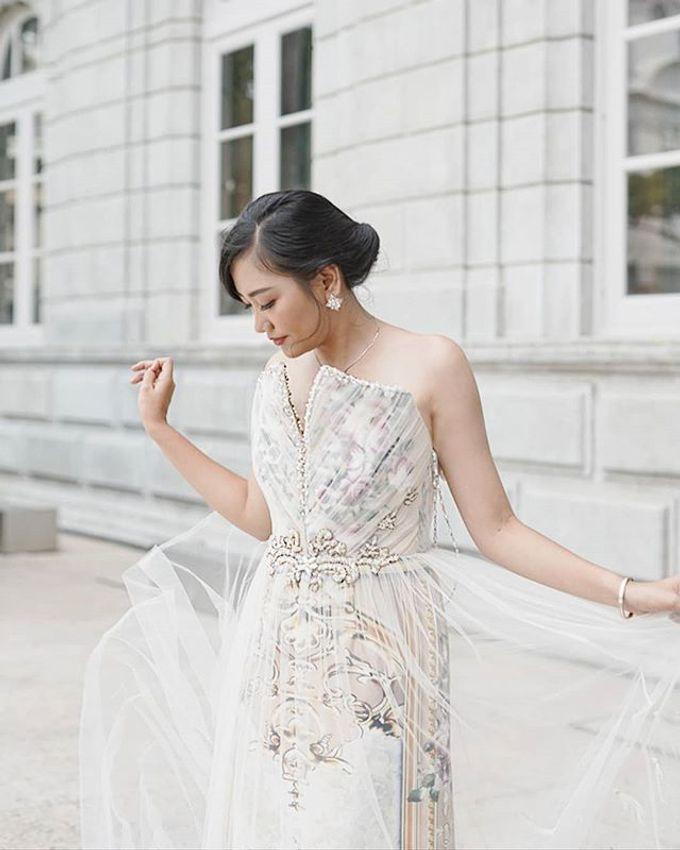 Sindu & Yunita by METTA FEBRIYAN bridal & couture - 008