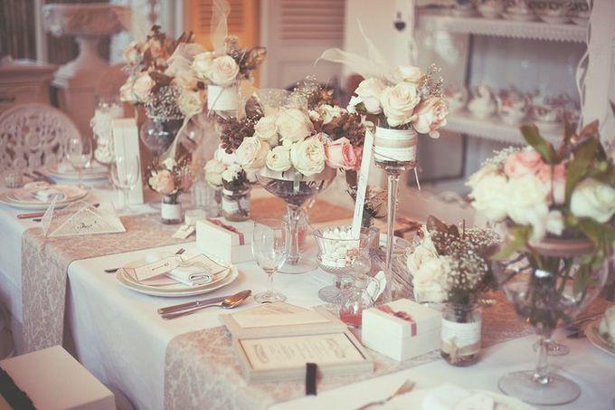 a beautiful dream by Tea Rose Wedding Designer - 007