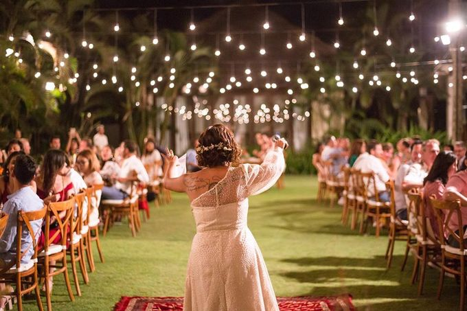 Sam & Lara Wedding at Canggu Bali by Catalina Flora - 006