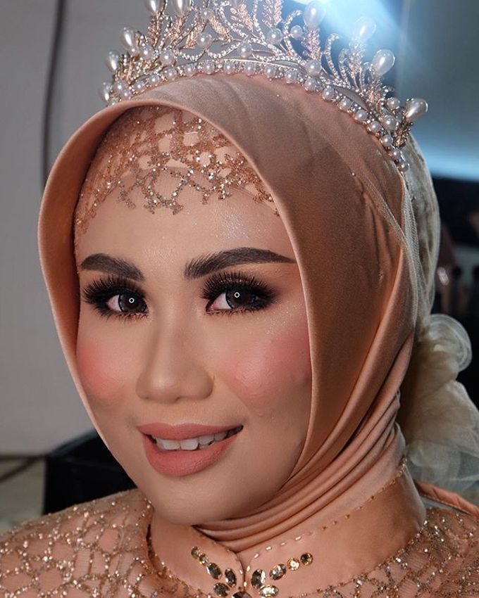 Wedding project by Zilla_dr make up - 003