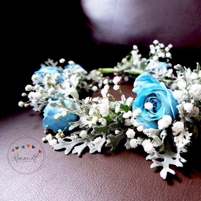 Flower Crown by Roseveelt Florist - 002