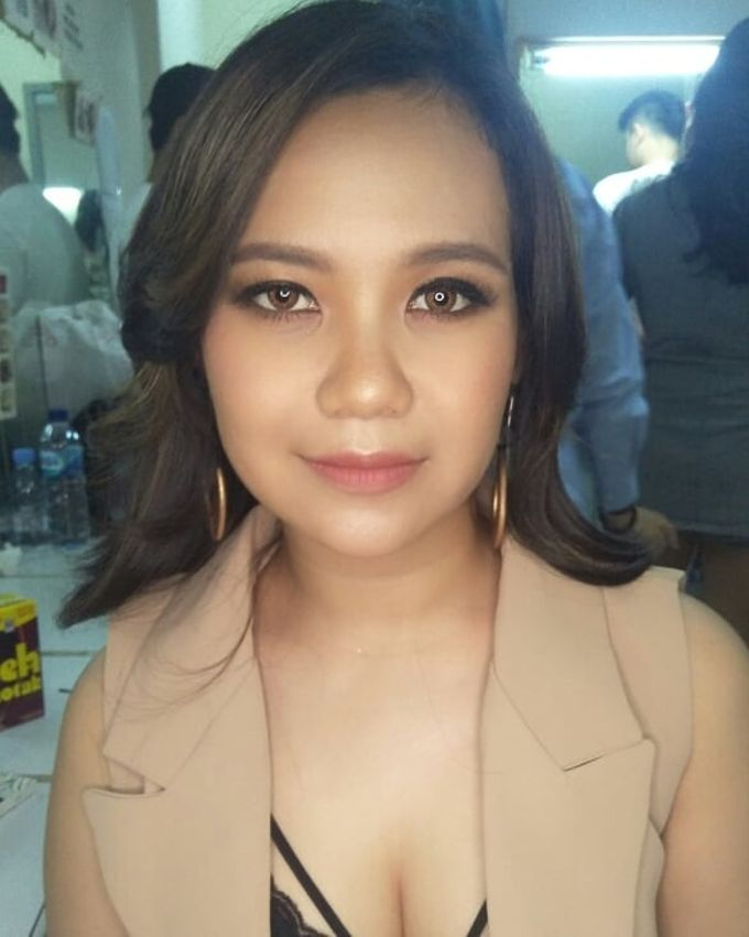 makeup for party by kintan yulita - 002