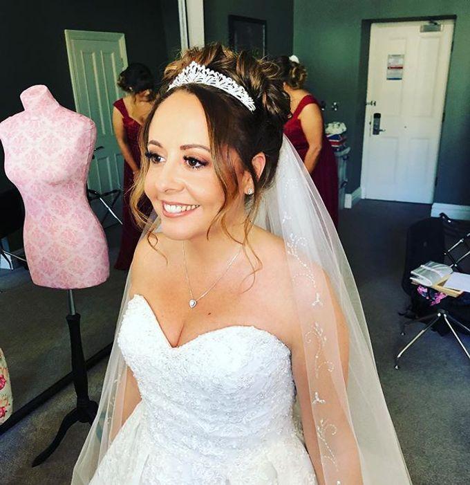Bridal & events hair  by Danielle Marouzet Hair Design - 007