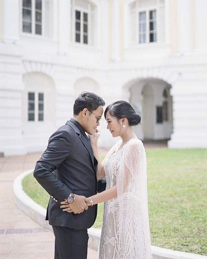 Sindu & Yunita by METTA FEBRIYAN bridal & couture - 006