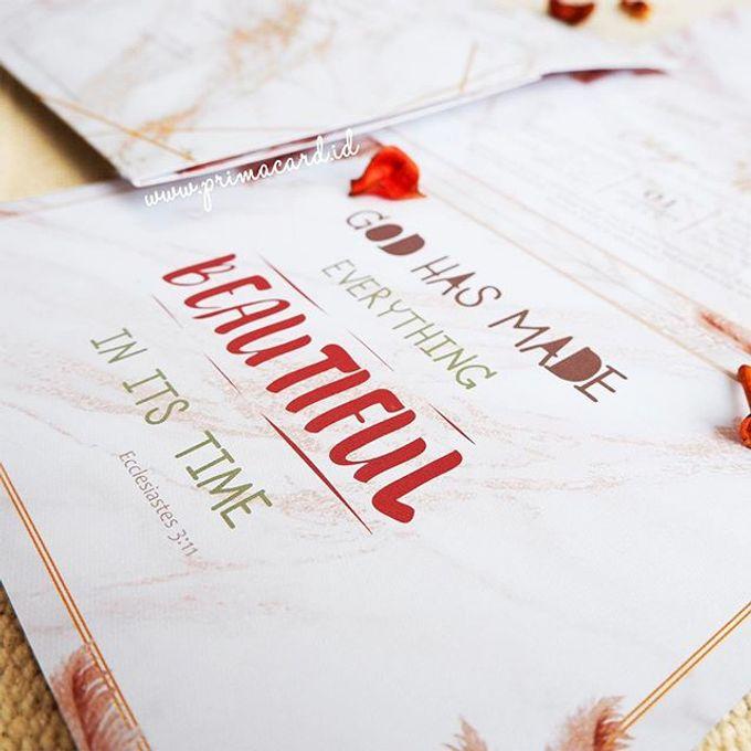 Wedding of Susanto & Chintya by Prima Card - 003