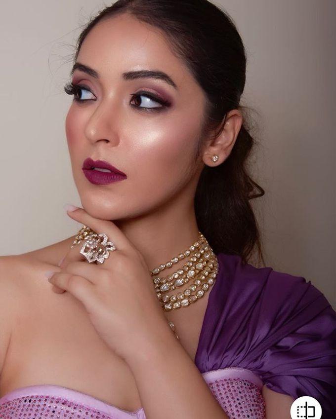 Make up by Natasha arya  by Natasha arya - 010