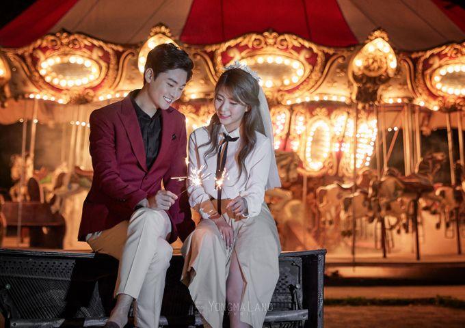 Korea Pre-Wedding Photoshoot - Studio 29 by Willcy Wedding by Willcy Wedding - Korea Pre Wedding - 043
