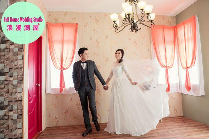 Pre-Wedding  Vincent & Samantha by Full House Wedding Studio - 020