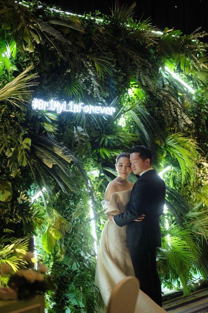Linda & Brian Wedding by The breath - 002