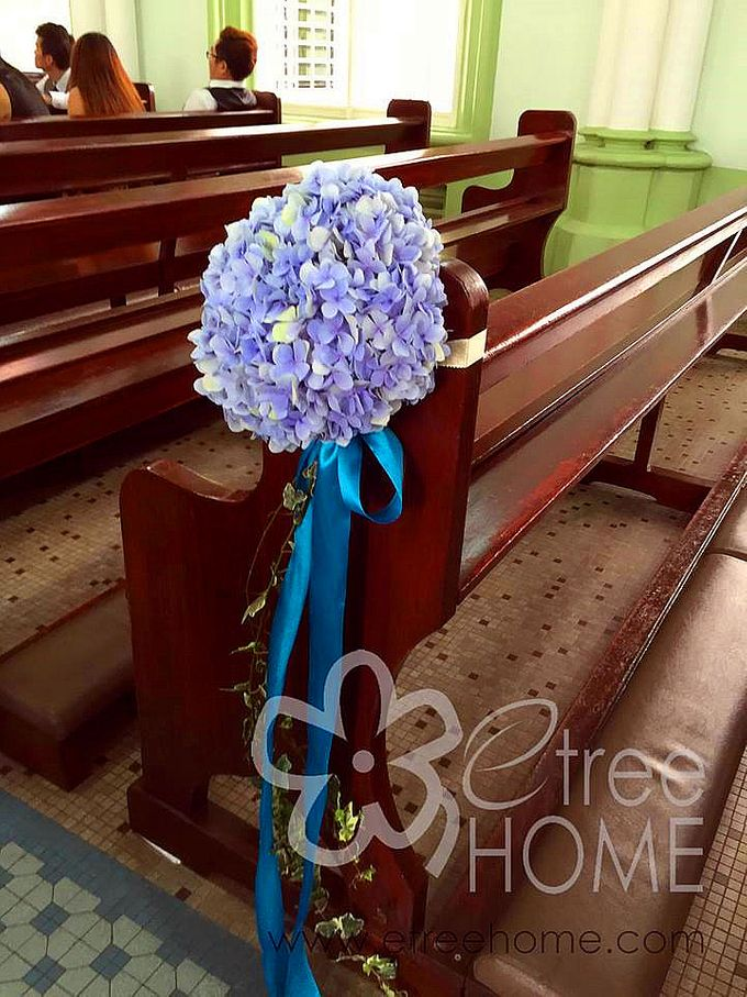 Blue Yellow Wedding by etreehome - 006