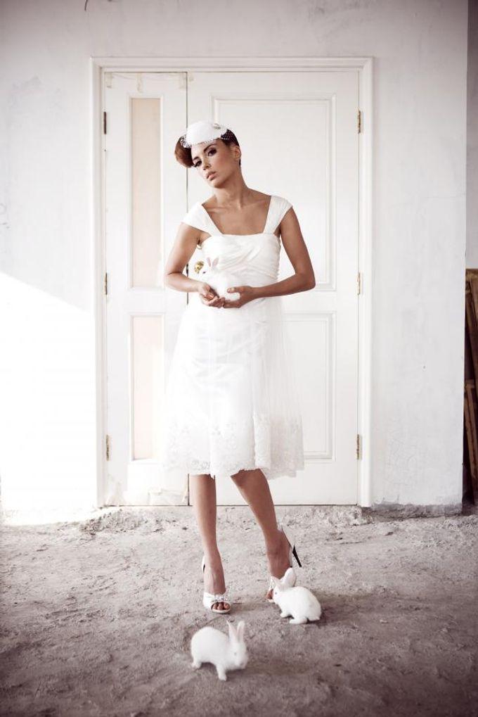 Pretty in White by Priyo Oktaviano - 006
