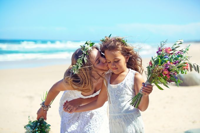 Paige & Pauls Boho Wedding by Dream Bella Photography - 006