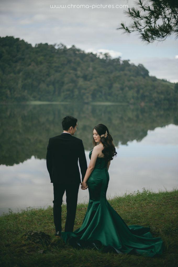 Derrick & Sonia Prewedding by Chroma Pictures - 006