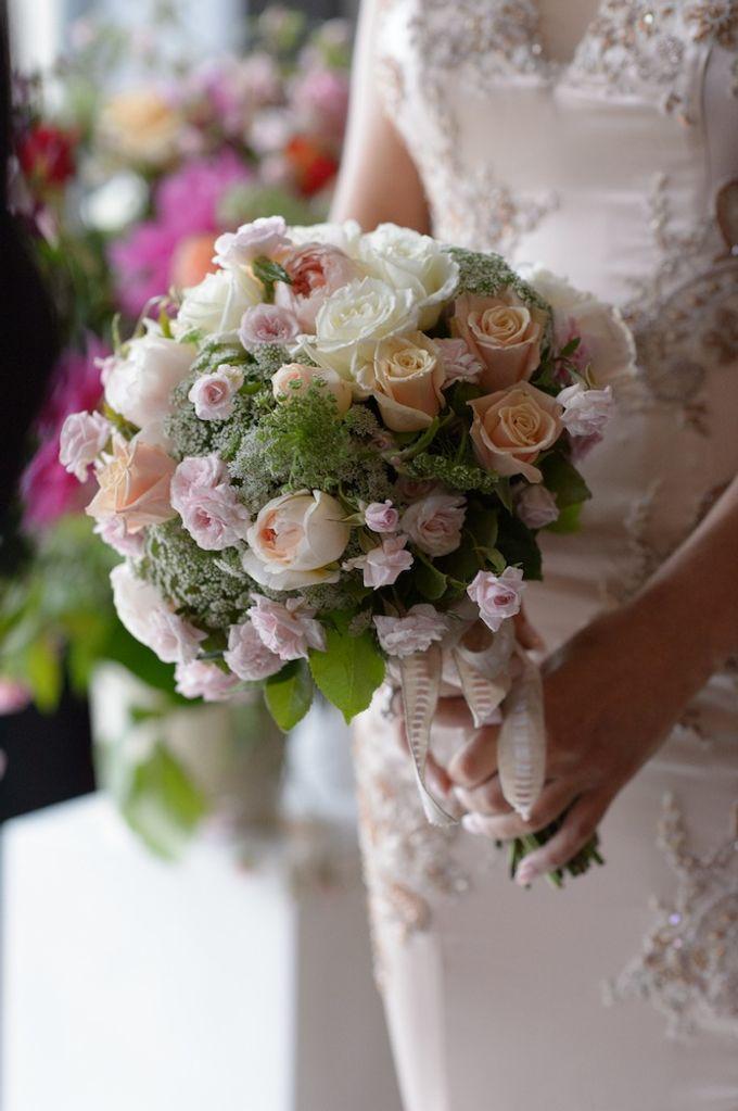 Modern Contemporary Wedding by SPARKLEBOX - 003