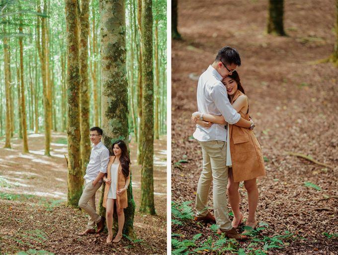 PRE - WEDDING MARVELL & VIONA  BY HENOKH WIRANEGARA by All Seasons Photo - 006