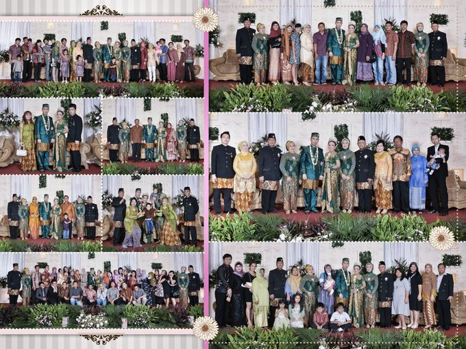 The Wedding Rindi dan Hilmi - Reseption by Citra Production - 011