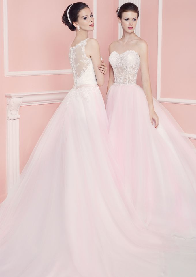 Pink & Audrey Wedding Collection by Digio Bridal - 006