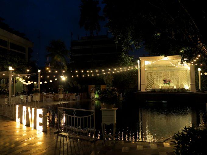 Echa & Rully Wedding Party by grandkemang Jakarta - 003
