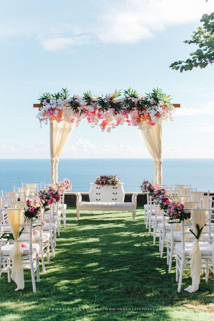 Andre & Cicilia Wedding Day by Venema Pictures - 006
