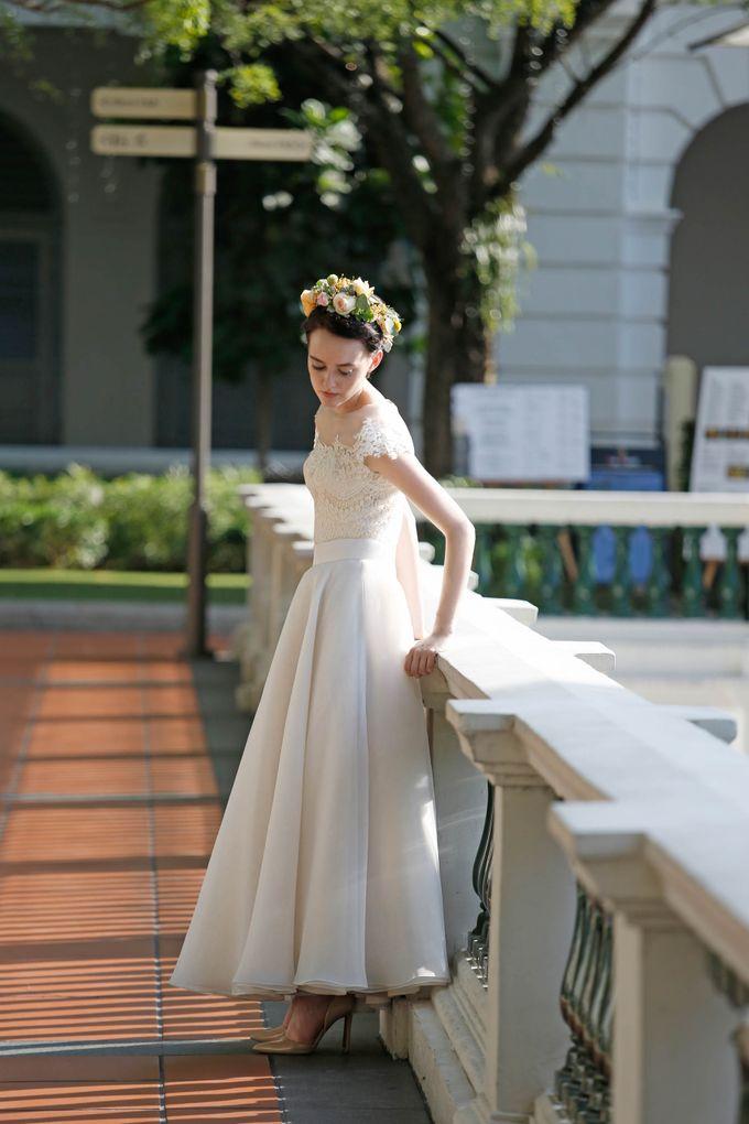 Lookbook: Into The Wild by Z Wedding Design - 006