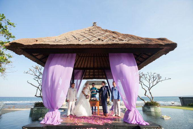 Purple wedding by Bali Angels - 012