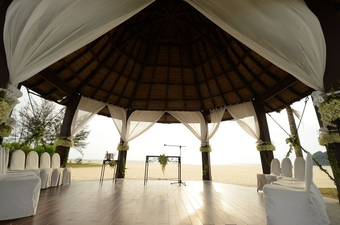 WEDDING PAVILION by Shangri-La Rasa Ria Resort & Spa - 003