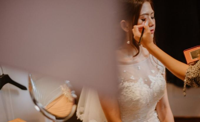 Aaron and  Veira Actual Day Wedding by Susan Beauty Artistry - 001