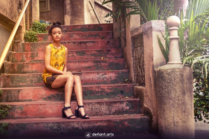 Modelling shoots by Dewi Tan Makeup - 005