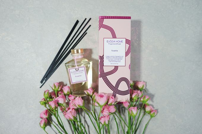 Candle Wedding Gift: Fragrance Diffuser & Soy Scented Candle Wedding Gift Set