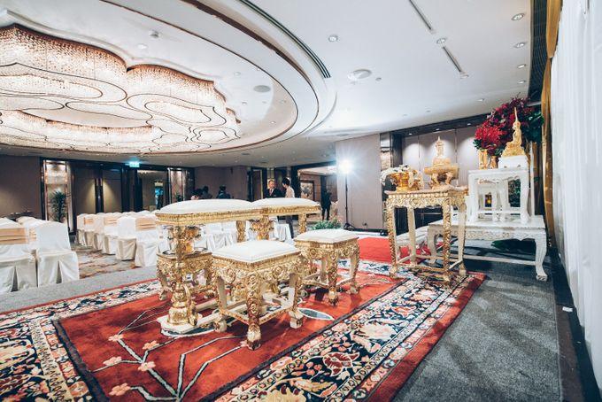 a glimpse of our venue by Shangri-La Hotel, Bangkok - 006