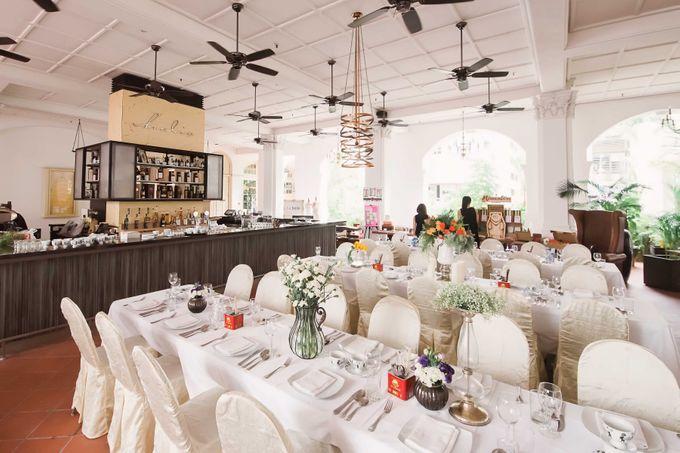 The Halia at Raffles Hotel Wedding Showcase 2016 by The Halia - 006