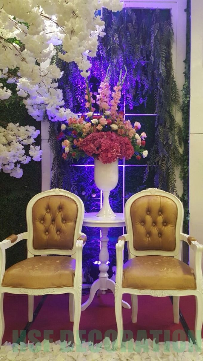 Wedding Decoration by Home Smile Florist - 006