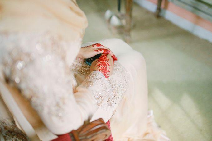 RAIHANA & MOHAMMAD by The Rafflesia Wedding & Portraiture - 006