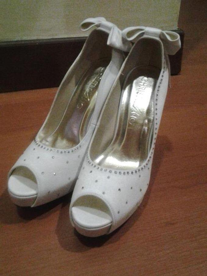 Bridal Shoe Close Ups by Christy Ng Shoes - 003