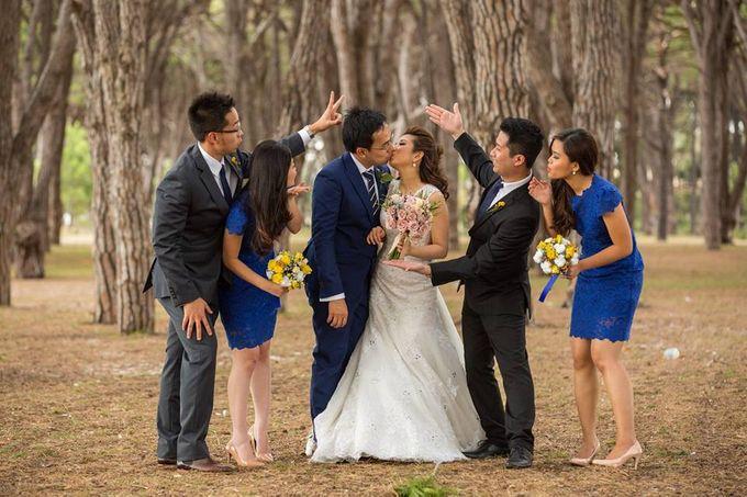 My amazing dream wedding by SS Florist - 004
