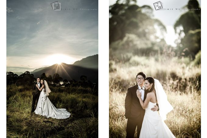Sunrise with Mabel & Wah Fai by JimieWu Photography - 007