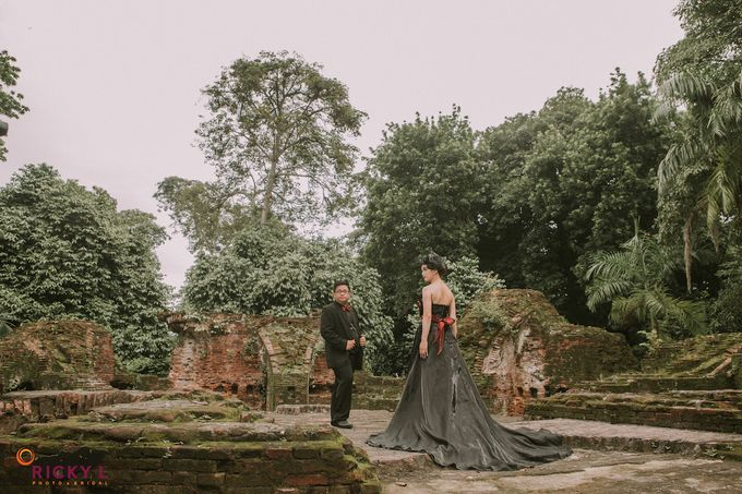 Prewedding of Nico - Lina by Ricky-L Photo & Bridal  - 009