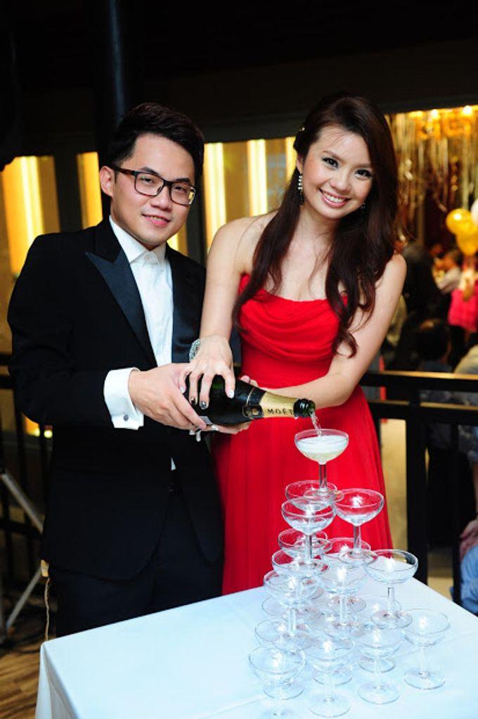 Wedding of Jack & Georgina @ Halia at Singapore Botanic Gardens by The Halia - 006