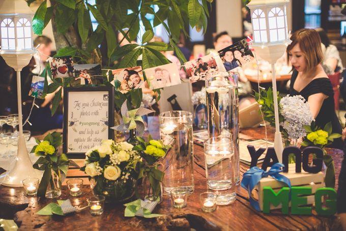 Wedding of Hsing Yang & Megdeline @ Halia at Raffles Hotel by The Halia - 006