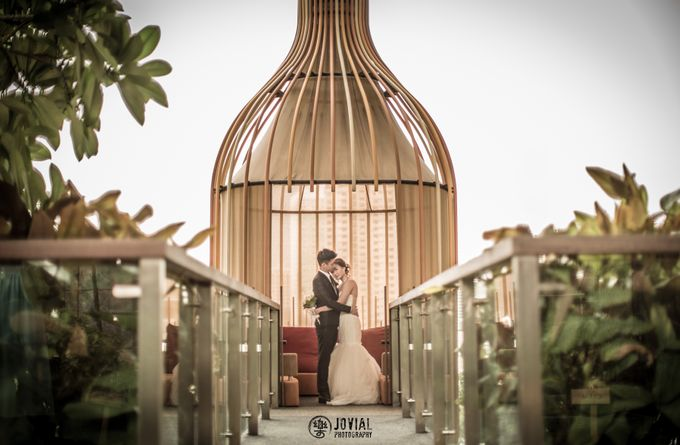 Wedding Actual Day & Pre Wedding by Jovial Photography - 021
