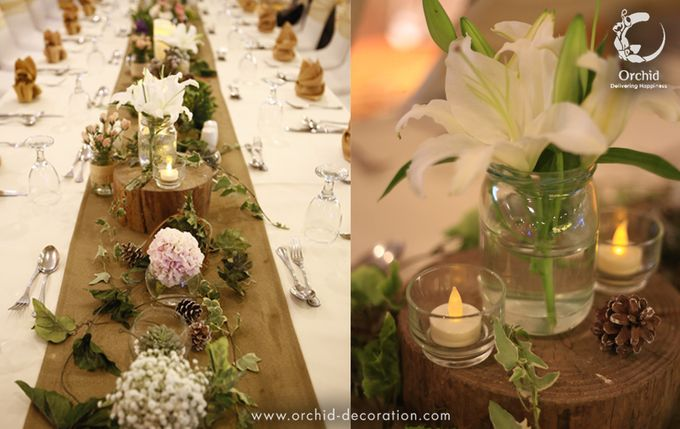 A sweet ending to a new beginning by Orchid Florist and Decoration - 015