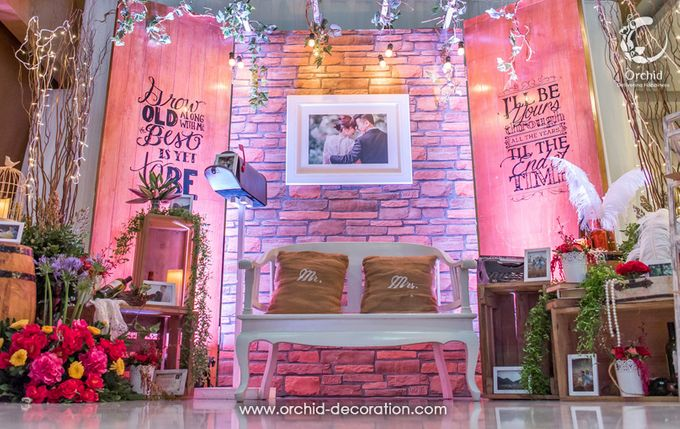 Colorful Happiness by Orchid Florist and Decoration - 006