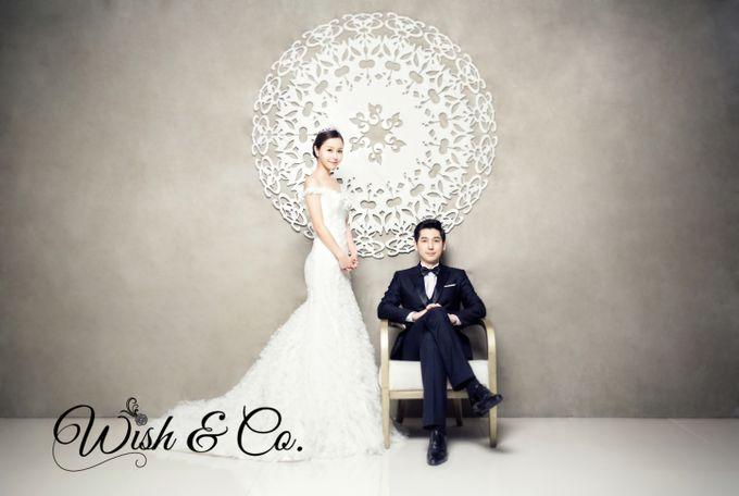 Simple yet elegant celebration - Indoor by Wish & Co. - 002